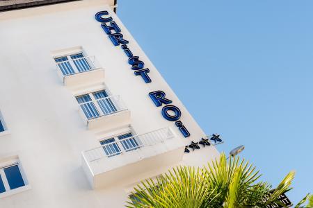 L'hôtel Christ Roi 4 étoiles Lourdes
