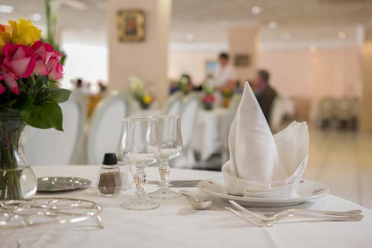 Restaurant Hotel Christ Roi Lourdes