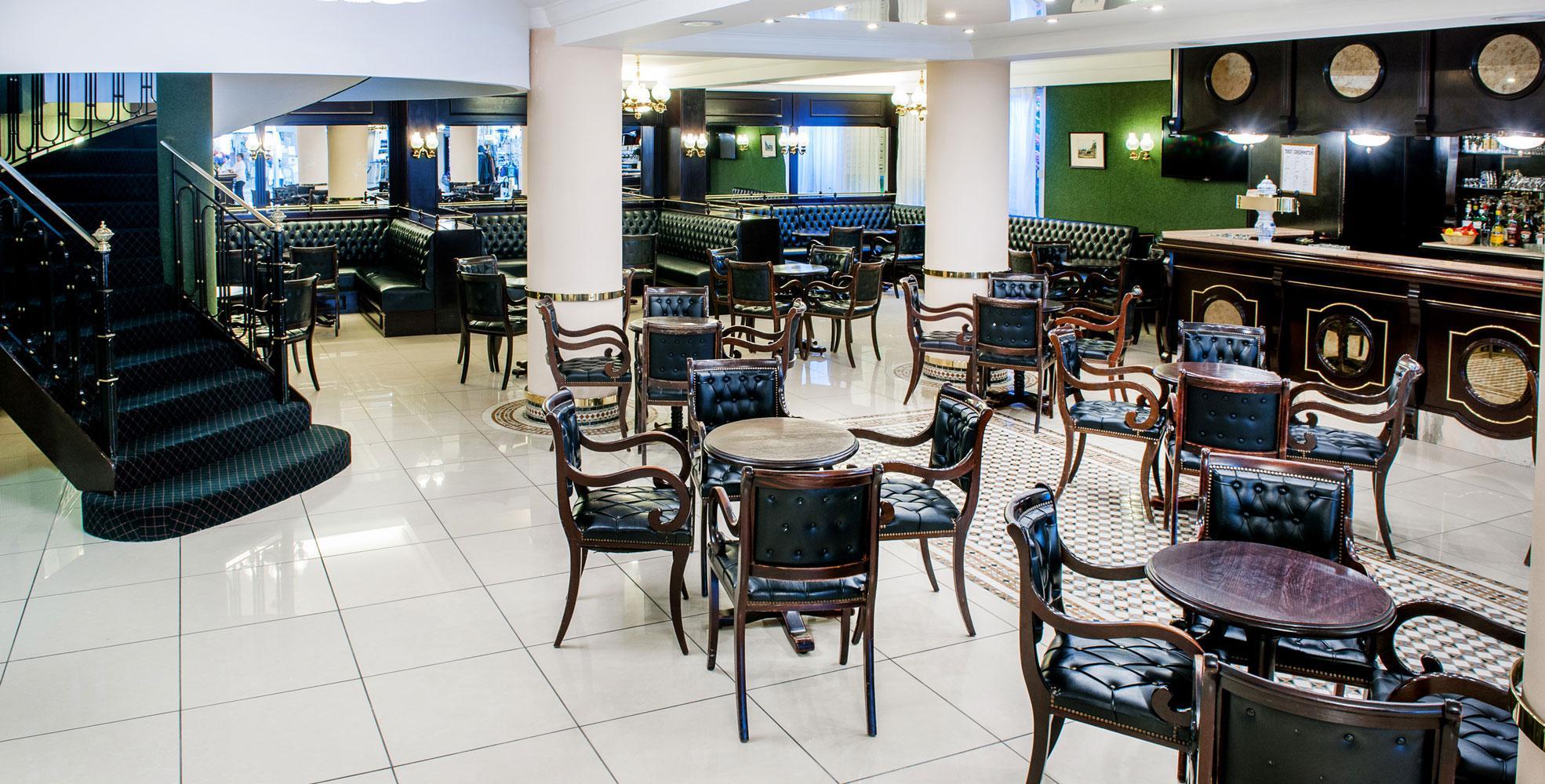 Bar Hotel Lourdes Chist Roi